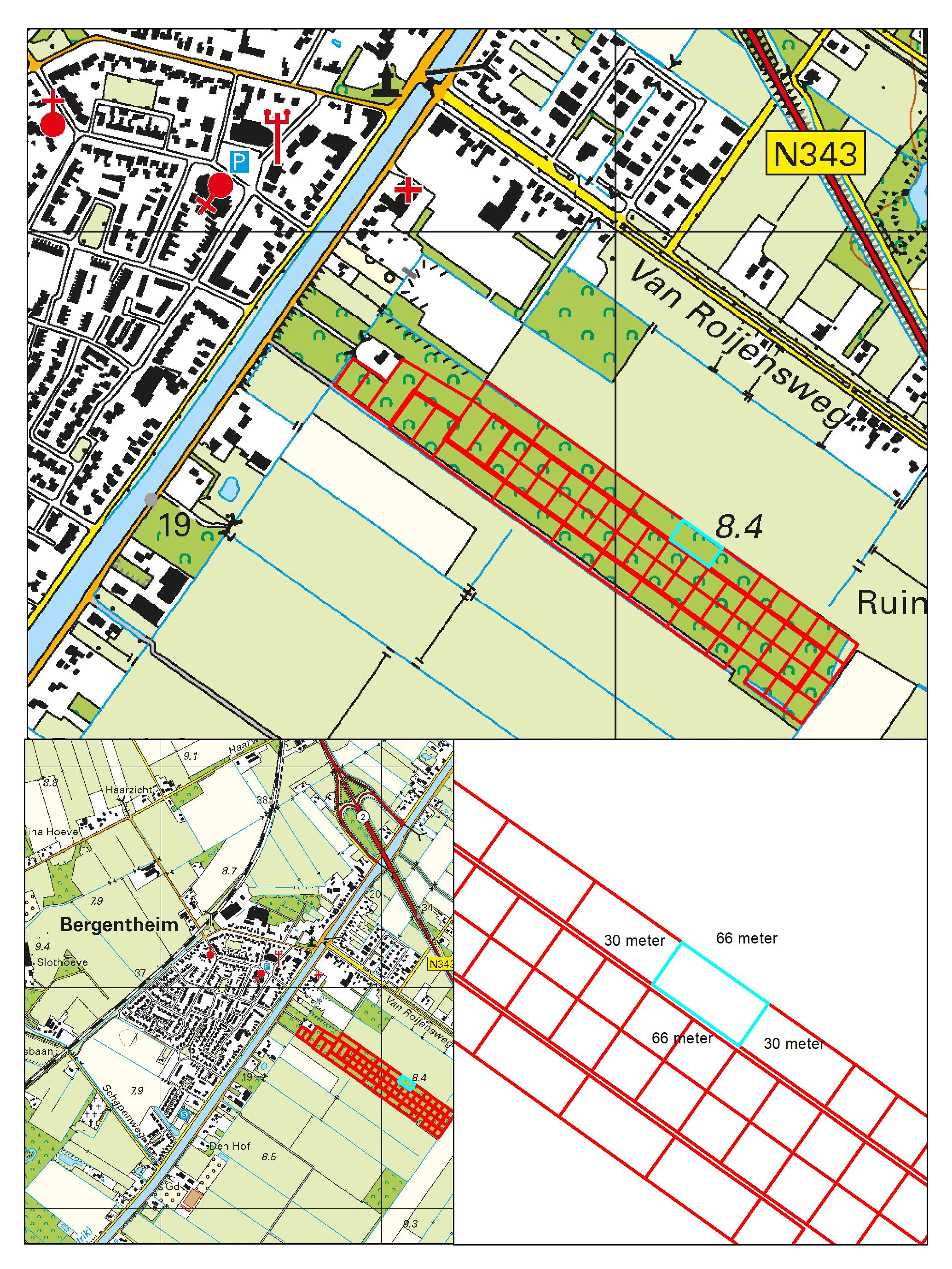 Kadastrale kaart